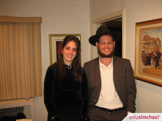 engagement of michal dayan amp ari golsdsmid only simchas