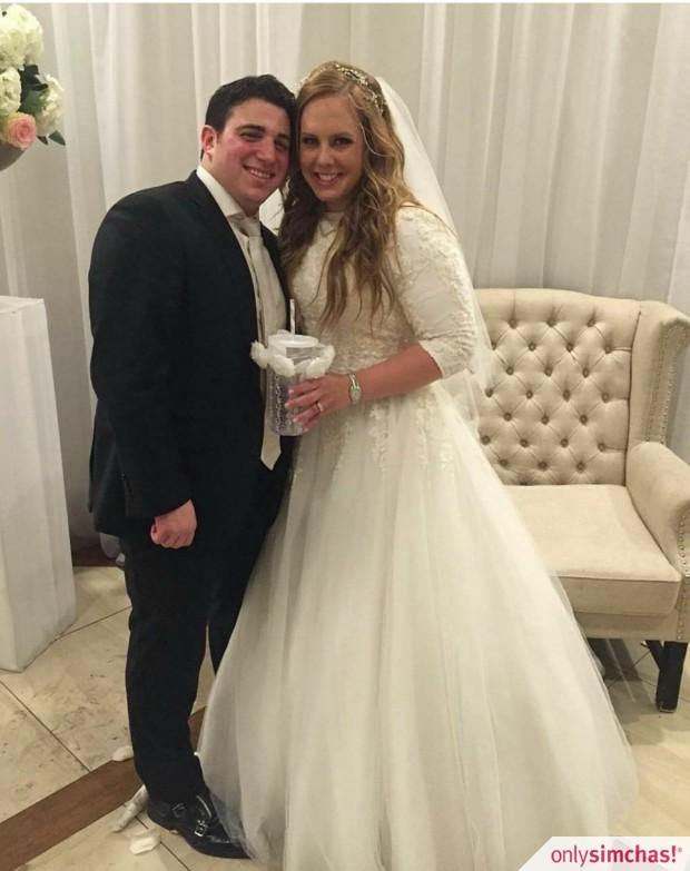 wedding of gittel kaplan amp josh rahmanan only simchas