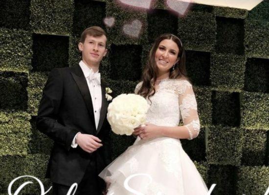 Simcha Leiner At MarcusLankry Wedding  YouTube